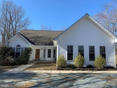 Waldorf Single Family Home For Sale: 4660 Clayton Road