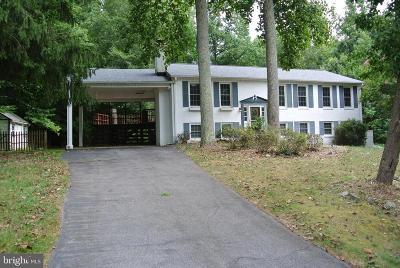 La Plata Single Family Home For Sale: 1001 E Patuxent Drive