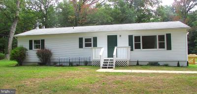 Charles County Single Family Home For Sale: 10380 Faulkner Road