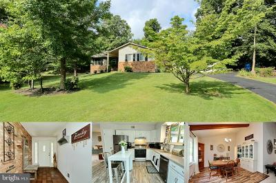 Charles County, Calvert County, Saint Marys County Single Family Home For Sale: 401 Butternut Court