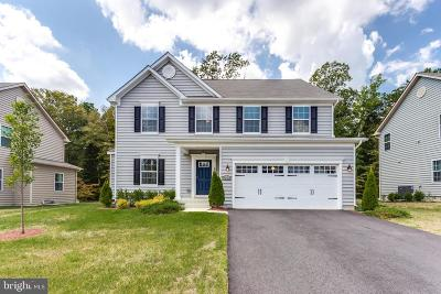 Waldorf MD Single Family Home For Sale: $440,000