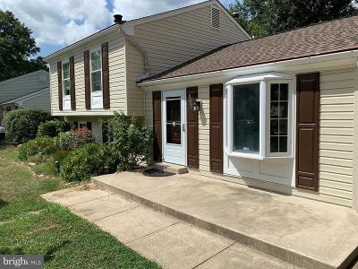 Charles County Single Family Home For Sale: 3905 Newman Court