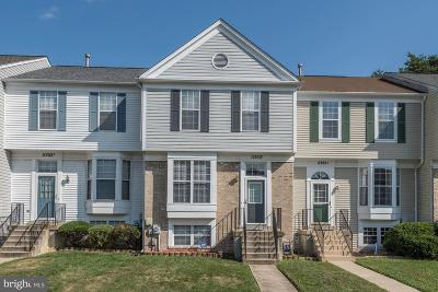 Charles County Townhouse For Sale: 11302 Golden Eagle Place