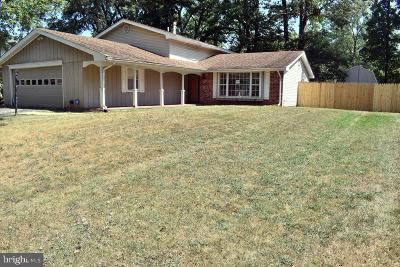 Waldorf Single Family Home For Sale: 1711 Temi Drive