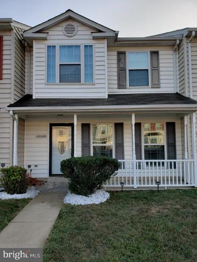 Waldorf Townhouse For Sale: 12009 Silver Spur Place