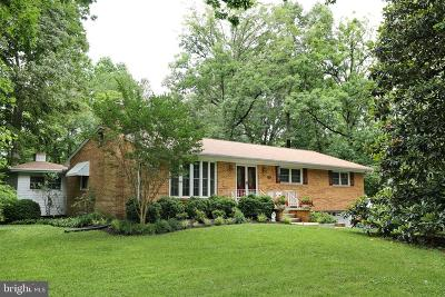 Charles County Single Family Home For Sale: 3868 Kahler Road