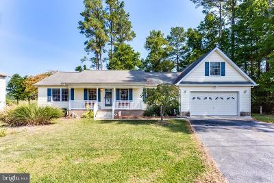 Charles County Single Family Home For Sale: 12280 Potomac View Road