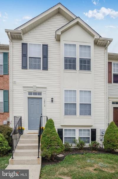 Charles County Townhouse For Sale: 12218 Sweetwood Place