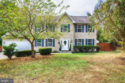 Charles County Single Family Home For Sale: 9411 Fendall Lane