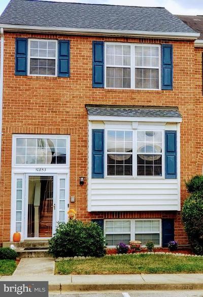 White Plains Townhouse For Sale: 10853 Nautica Place
