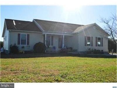Goldsboro Single Family Home For Sale: 16255 Jackson Lane