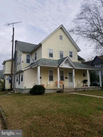 Multi Family Home For Sale: 701 Market Street