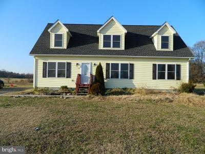 Federalsburg Single Family Home For Sale: 4458 Federalsburg Highway