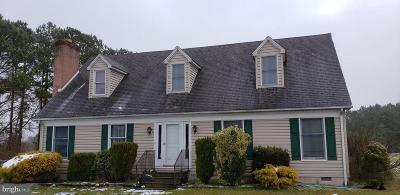 Denton Single Family Home For Sale: 10925 Miller Road
