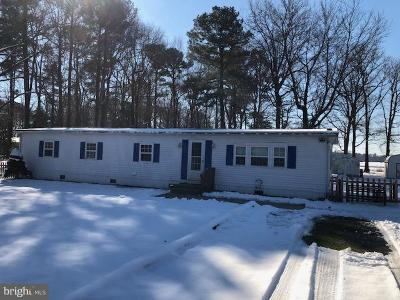 Federalsburg Single Family Home For Sale: 6944 Dion Road