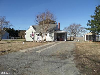 Preston Single Family Home For Sale: 3350 Choptank Road