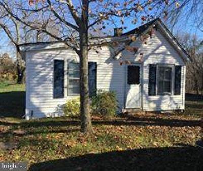 Denton, Preston, Ridgely Single Family Home For Sale: 12115 Lincoln Street