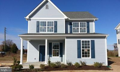 Caroline County Single Family Home For Sale: Lot 13 Fair Lane