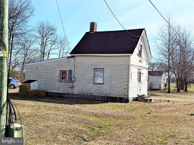Preston MD Single Family Home For Sale: $49,900