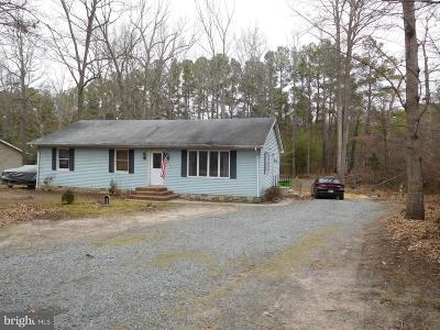 Greensboro Single Family Home For Sale: 13021 Logan Lane