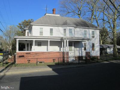 Federalsburg Single Family Home For Sale: 201 E Central Avenue