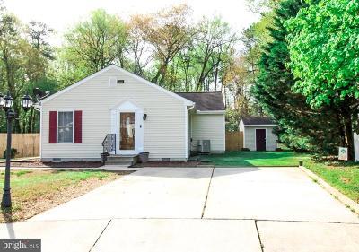 Caroline County Single Family Home For Sale: 3427 Holland Drive