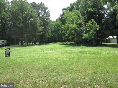 Caroline County Residential Lots & Land For Sale: Preston Road