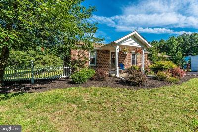 Greensboro Single Family Home For Sale: 13822 Drapers Mill Road