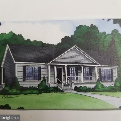Caroline County Single Family Home For Sale: 1d Holly Lane #1D