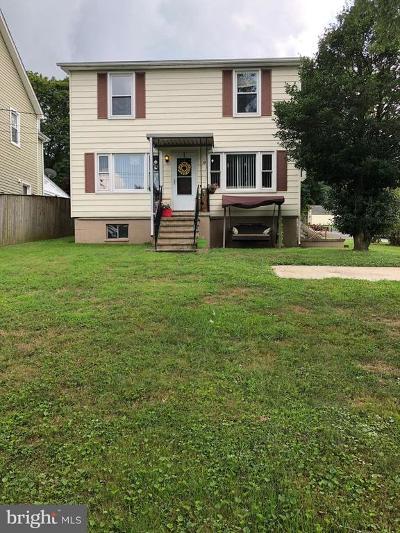 Sykesville, Eldersburg Multi Family Home For Sale: 7222 Springfield Avenue