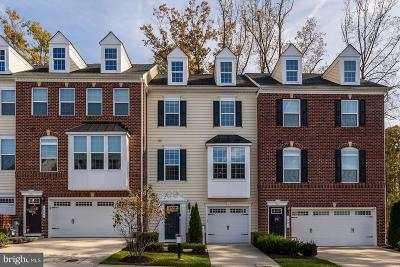 Sykesville Townhouse For Sale: 1003 Cypress Forest Drive