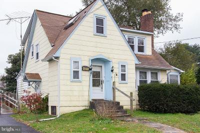 Hampstead Single Family Home For Sale: 4011 Gill Avenue