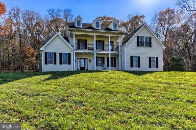 Mount Airy Single Family Home For Sale: 2851 Flag Marsh Road