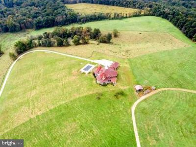 Carroll County Farm For Sale: 3140 Halter Road