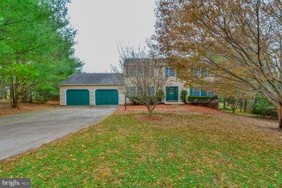 Westminster Single Family Home For Sale: 402 Cobbs Choice Lane