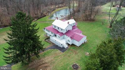 Carroll County Single Family Home For Sale: 1012 Spangler Drive