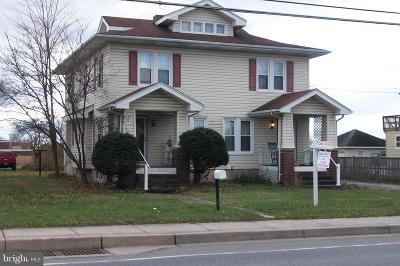 Taneytown Multi Family Home Under Contract: 410 E Baltimore/412 Street