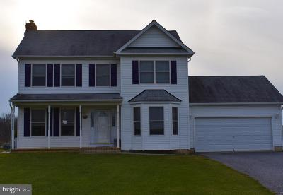 Manchester Single Family Home For Auction: 4434 Alesia Lineboro Road