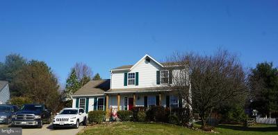 Eldersburg Single Family Home For Sale: 1330 Gold Court