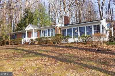 Carroll County Single Family Home For Sale: 701 Meadow Branch Road