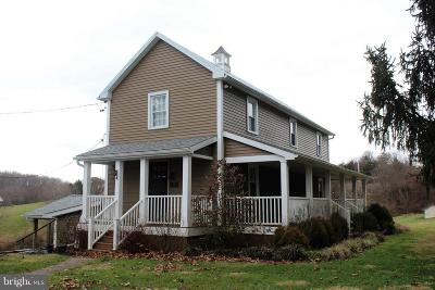 Carroll County Rental For Rent: 3251 Gamber Road