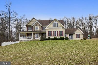 Manchester Single Family Home For Sale: 2987 Traceys Mill Road