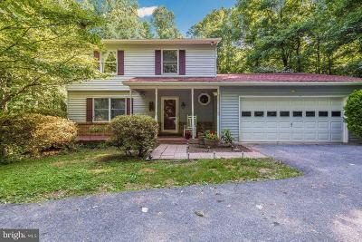 Mount Airy Single Family Home For Sale: 4525 Roop Road