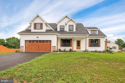 Westminster Single Family Home For Sale: Salem Bottom Road