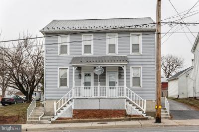 Single Family Home For Sale: 124 W Baltimore Street