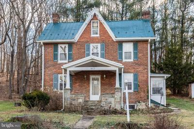 Westminster Single Family Home For Sale: 853 Old Manchester Road