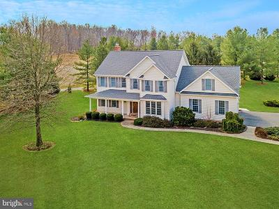 Hampstead Single Family Home For Sale: 2250 Golf View Lane