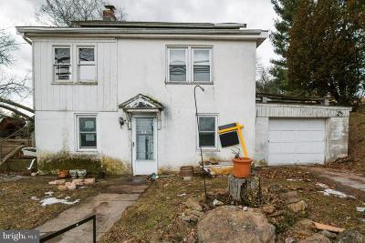 Manchester Single Family Home For Auction: 3924 Hanover Pike