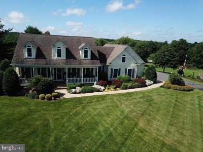 Carroll County Single Family Home For Sale: 2407 Flag Marsh Road