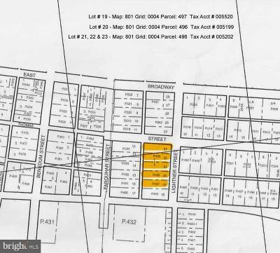 Single Family Home For Sale: 12 S Lightner Street